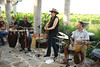 Members of INDA perform at the Wolffer Estate Vineyard'sTwilight Thursday in Sagaponack. (August 9, 2012)<br /> photo credit:Rob Rich/SocietyAllure.com