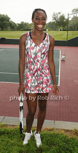 "Venus Williams attend the launch of her tennis line ""Eleven"" at a private residence in Southampton. (August 11,2012) photo credit: Rob Rich/SocietyAllure.com"