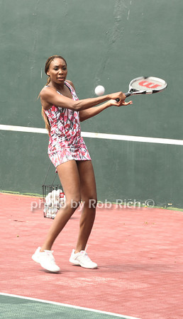 """Venus Williams attend the launch of her tennis line """"Eleven"""" at a private residence in Southampton.<br /> (August 11,2012)<br /> photo credit: Rob Rich/SocietyAllure.com"""