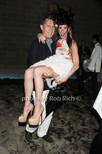 Stefano Tonchii, Stacy Engman photo by Rob Rich/SocietyAllure.com © 2012 robwayne1@aol.com 516-676-3939