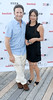 Actor Mark Feuerstein and wife Dana Klein