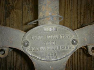 CART INFANTRY T2E1 1929