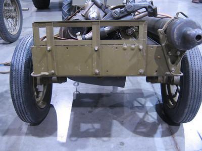 JOHN WOOD M3A4 SET UP AS M6A1 1943
