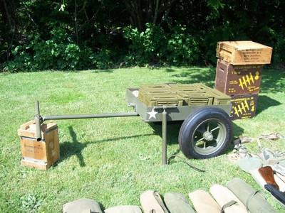 JOHN WOOD MFG. M3A4 #14365 1943