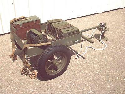 JOHN WOOD MFG. M3A4  #????? 1945