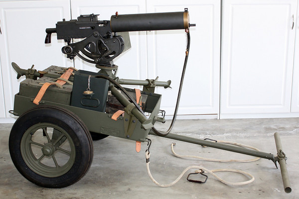 JOHN WOOD MFG. M3A4 #20914 1943