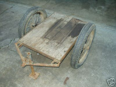 CHEMICAL MORTAR & AMMO CART M1A1 #2