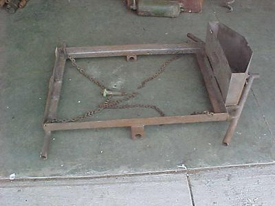 M1A1 CHEMICAL MORTAR & AMMO CART (3)