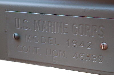 MODEL 1942 MARINE CORP CART (9)