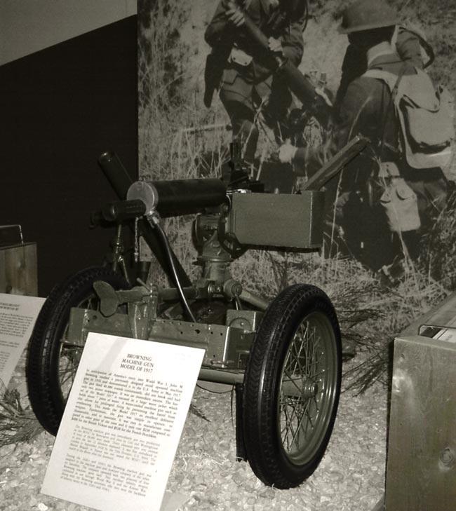 US Marine Corps Air-ground museum at Quantico