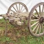 Model of a 1917 Ammunition Cart - No. 108499<br /> <br /> Presented by Roberson's Auction<br /> <br /> Takes place on 11/8/2008<br /> <br /> At Roberson's Auction, Rt. 52, , Pine Bush,, NY
