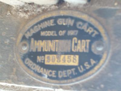 MODEL OF 1917  CART (13)