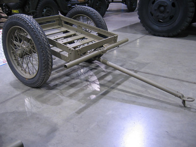 ROCK ISLAND ARSENAL ?? CART (ALUMINUM)