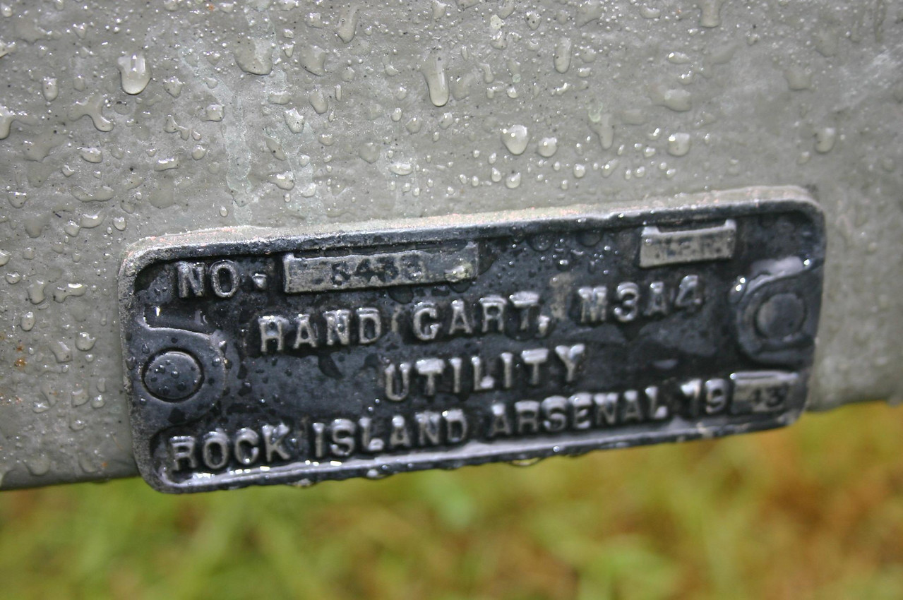 Spotted at  at Beltring <br />  <br /> RIA 1943 with a box without holes and without the re-inforcing at the top<br /> <br /> Johan