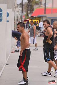 06 20 09 So-Cal Summer Slam  3-Wall Big Ball Singles   1800 Ocean Front Walk   Venice, ca 310 399 2775 (6)