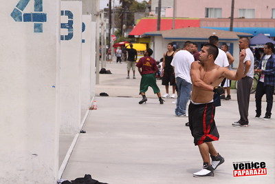 06 20 09 So-Cal Summer Slam  3-Wall Big Ball Singles   1800 Ocean Front Walk   Venice, ca 310 399 2775 (12)