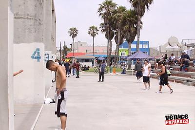 06 20 09 So-Cal Summer Slam  3-Wall Big Ball Singles   1800 Ocean Front Walk   Venice, ca 310 399 2775 (4)