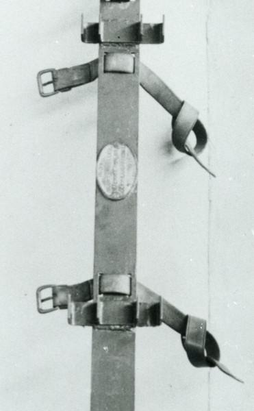 ROCK ISLAND ARSENAL<br /> 638-38359 JUNE 20, 1930.<br /> MOUNT, WHEELED, MACHINE<br /> GUN, M1.