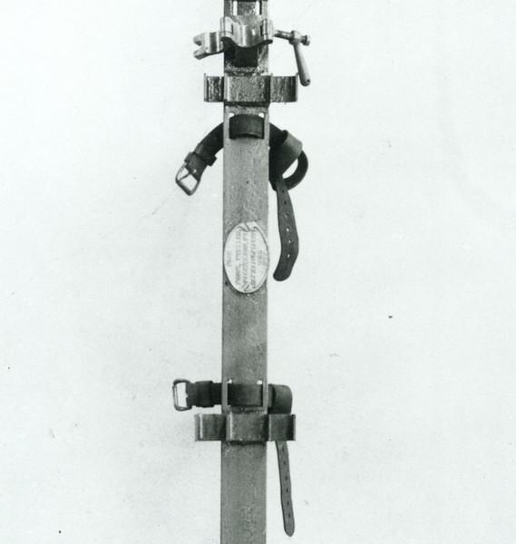 ROCK ISLAND ARSENAL<br /> 638-38359 OCT. 7, 1930.<br /> MOUNT, WHEELED, MACHINE<br /> GUN, M1.