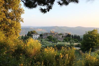 Radda in Chianti, Italy