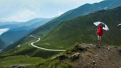 Carpathian Mts, Romania