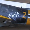 """Noord 1002 """"Pinguin"""" aka Messerschmitt Bf 108 Taifun """"Grit"""" VH-OFS- which stands for Oberleutnant Franz Stigler, the former owner who flew with the Luftwaffe in Bf109s. Formerly  registered with the following codes: G-HUN, C-GRIT, N108R, OO-GVD, F-BGVD. Franz named the Noord 1002 after his wife, Grit."""