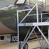 RAAF F-111C A8-109. The last RAAF F-111 to take off and the last to shut down.