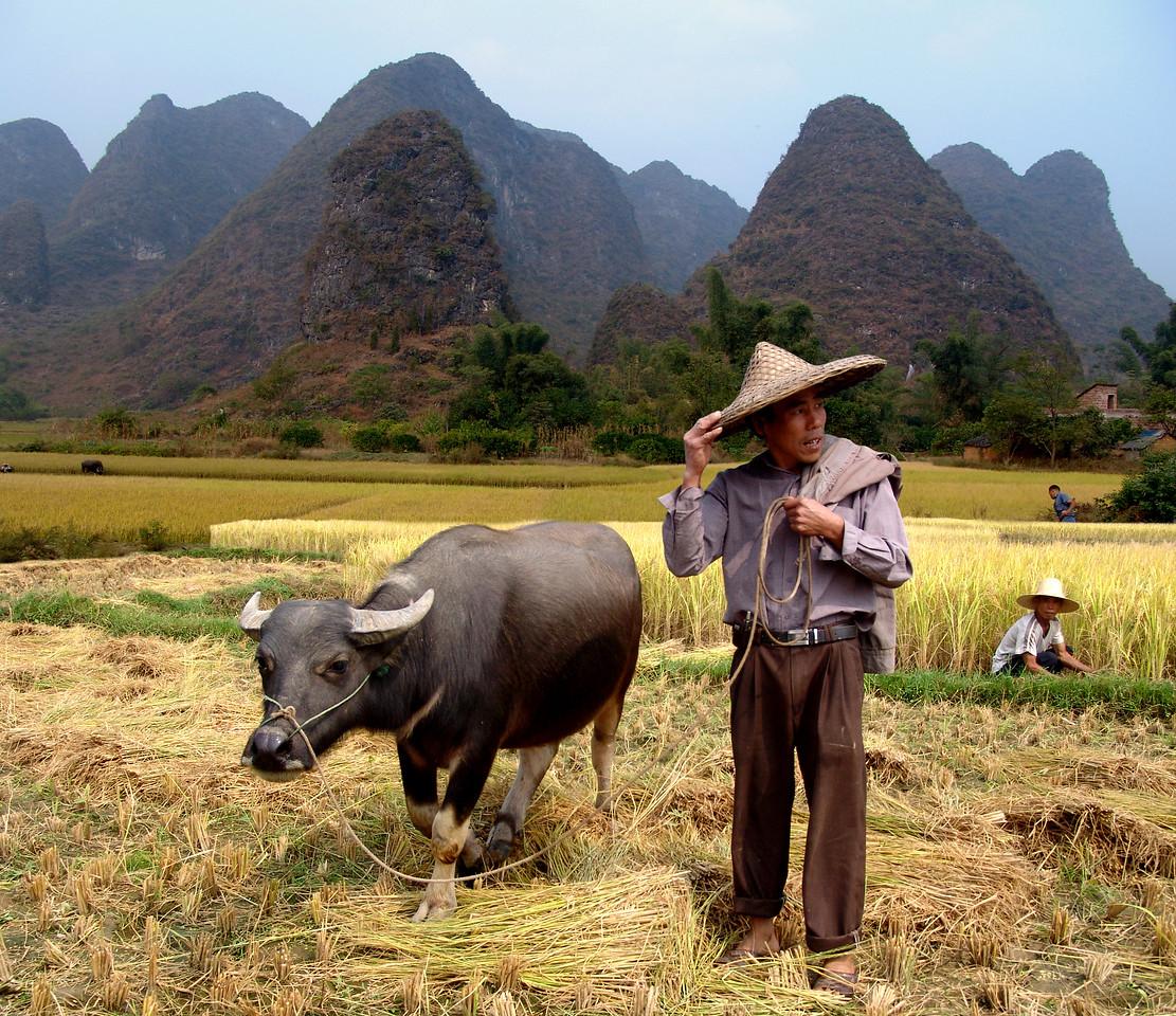 GUANGXI PROVINCE - CHINA