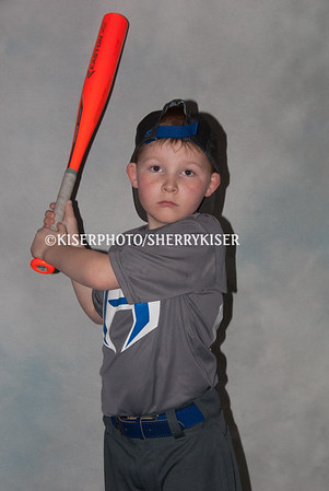 2015 8 & under  BASEBALL HATTON TEAM #2