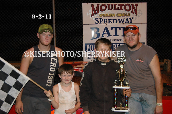 9-2-& 9-3-2011 1st annual SANDY BAKER MEMORIAL