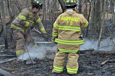 HAUPPAGUE FIRE DEPARTMENT