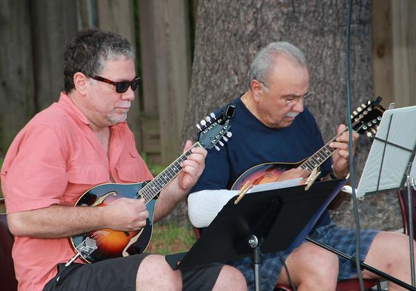 The Mandolin Program of July 27, 2012