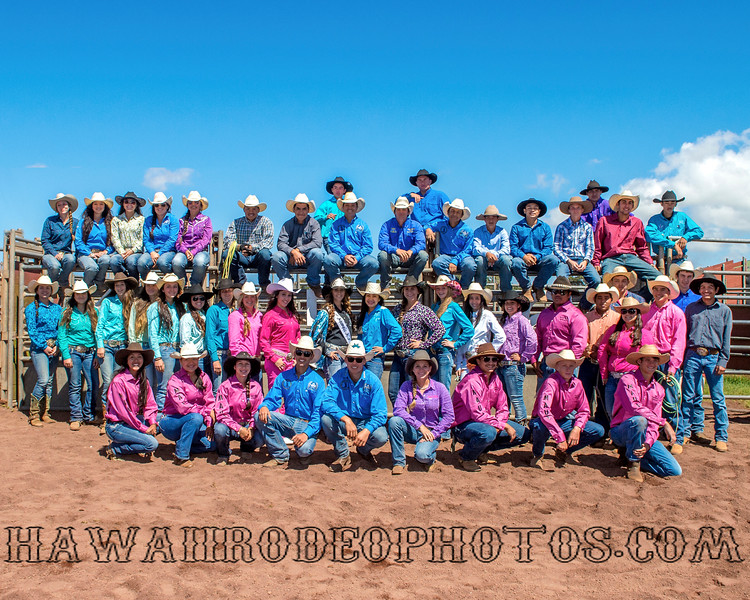 HAWAII HIGH SCHOOL RODEO FINALS 2015