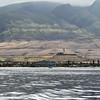 Looking back at Lahaina, Maui