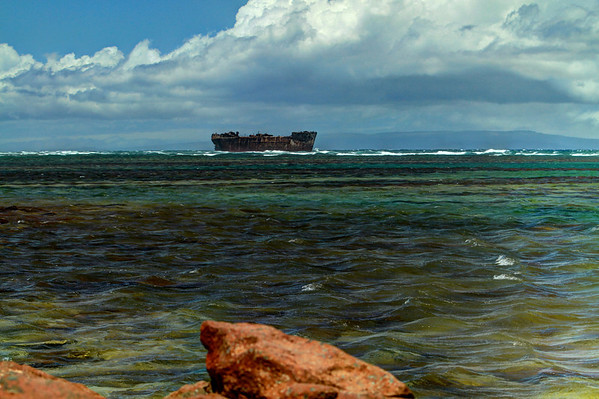 Shipwreck Beach Lana'i