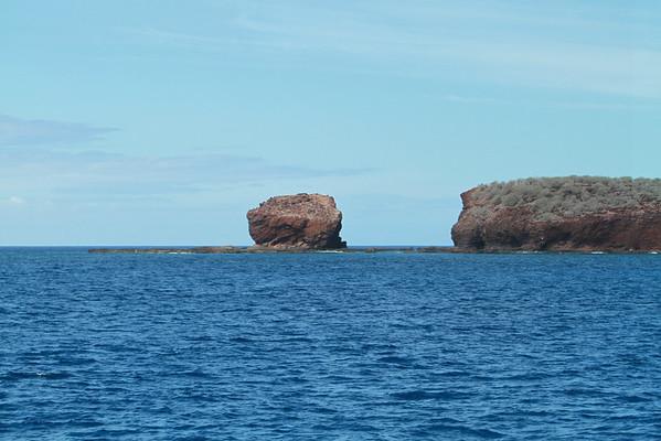 THE ISLAND OF LANA'I