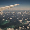 Over Looking the Great Barrier Reef