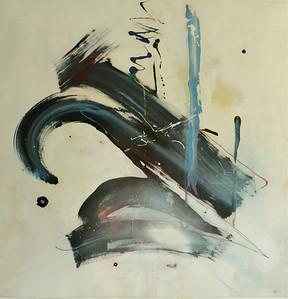 ***SOLD***Blue Suede-Haxton, AEKH13-1-02, 48x48 canvas JPG