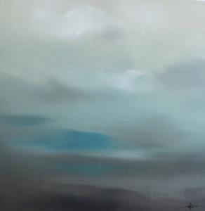 Scape 103-Haxton, AEKHC12-7, 12x12 oil canvas