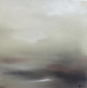 Scape 102-Haxton, AEKHC12-7, 12x12 oil canvas