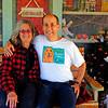 With Jody Jones, Homeward Bound founder and president