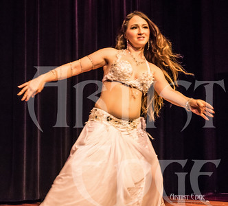 Reflection Show at Hawaii Belly Dance Convention 10/12/2017