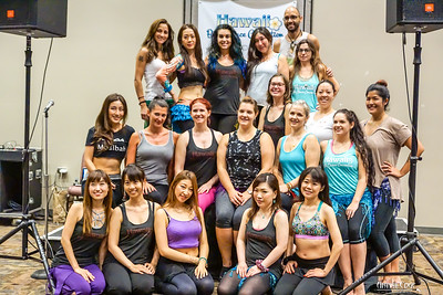 Shimmy with Aloha Seminars & Middle Eastern Marketplace.  10/16/2016