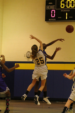 Girls Basketball Playoffs