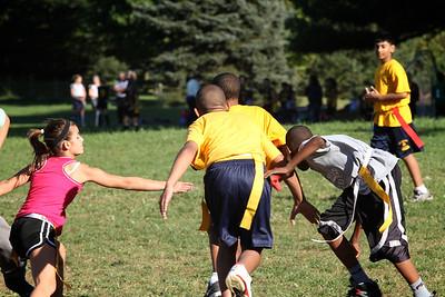 Intramural Football