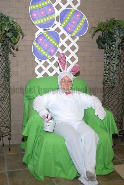2010 Easter Bunny Photos