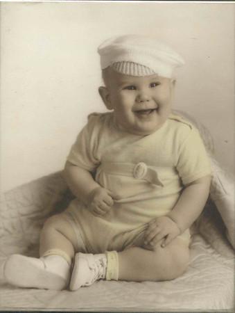 ChrisPetersonBaby1948