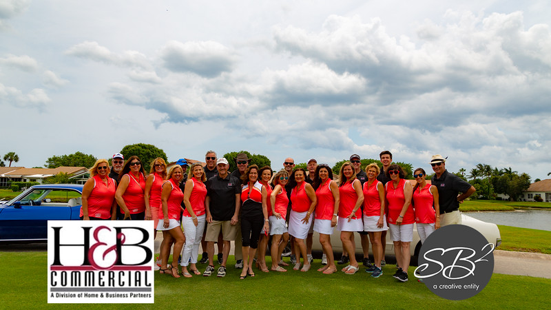 HB Commercial Charity Golf Event