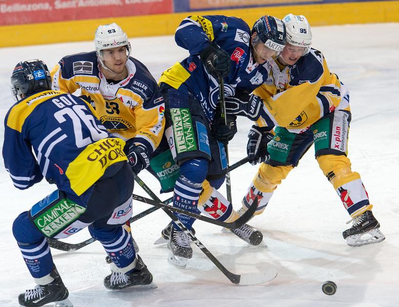 HC Ambrì-Piotta - SC Langenthal - 11.04.2017