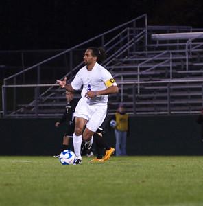 HC Mens Soccer v. Army 11-1-08